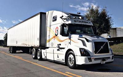 Florida looks at driverless big rigs