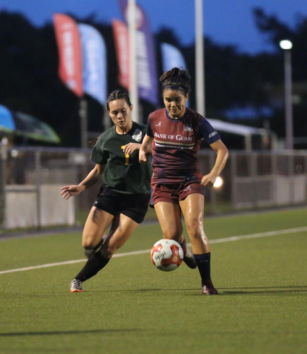 Strykers kick off opener with win