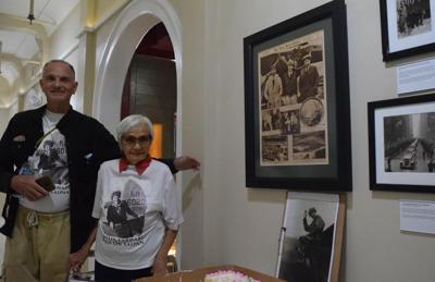Saipan commemorates aviator Amelia Earhart's birthday