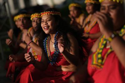 Fair celebrates cultures, friendships