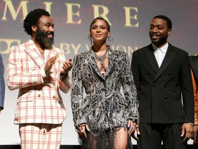 'The Lion King' premiere: Even Donald Glover gushed over Beyoncé