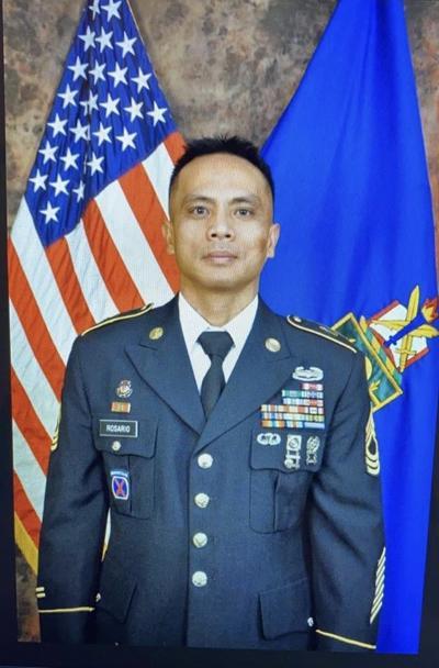 Guam soldier graduates from U.S. Army Sergeants Major Academy