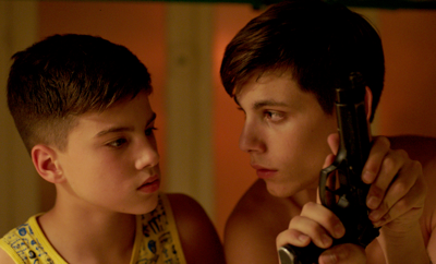 'Piranhas' paints a polished yet unsettling portrait of a teenage Mafioso