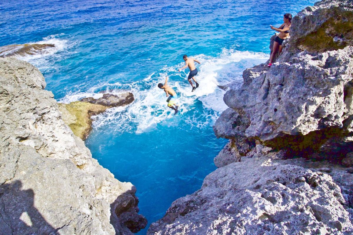Cowabunga! Seven spots for thrill-seekers