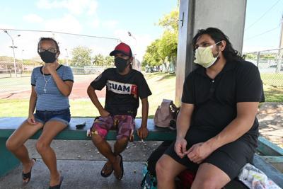 'More and more' homeless in Tumon, Tamuning