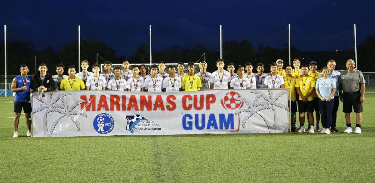 Guam, NMI split Marianas Cup titles