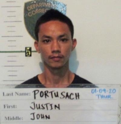 Justin John Portusach