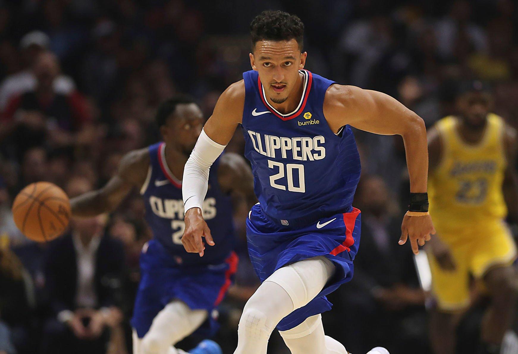 Village helped Clippers' Shamet mature | National Sports ...