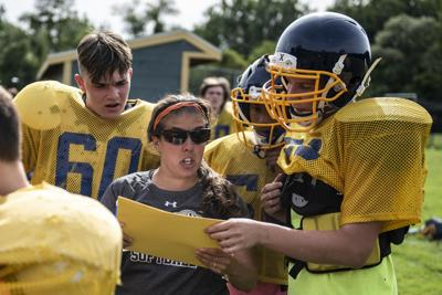 High school football numbers dwindle; small programs turn to co-ops
