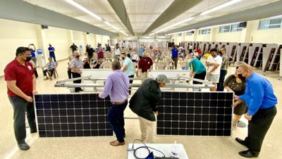 CNMI schools launch solar energy system