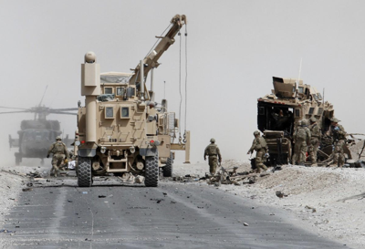Report: Russian operation targeted coalition troops in Afghanistan