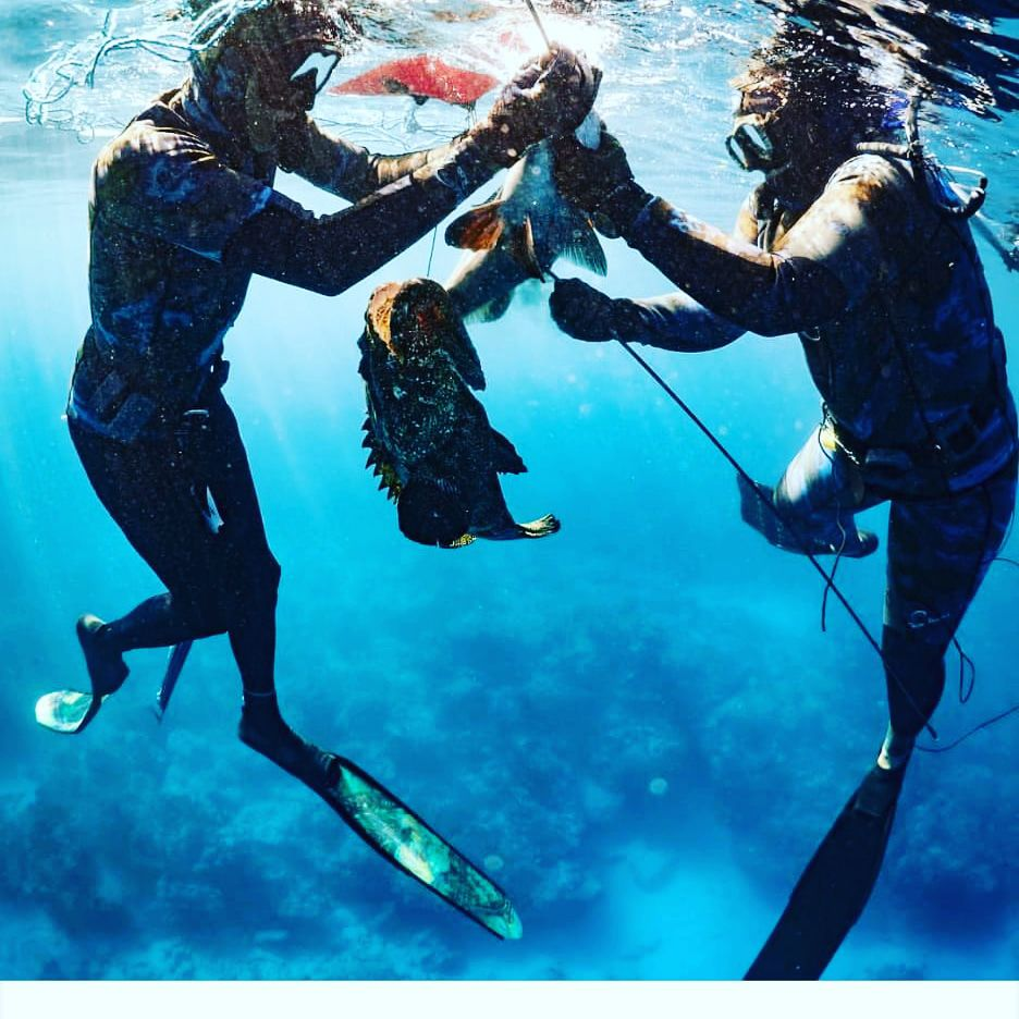 Spearfishing family eyes NZ competition | Guam Sports