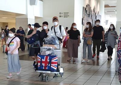 Guam takes steps to quarantine US citizens