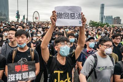 China censors videos, social media posts of HK protests