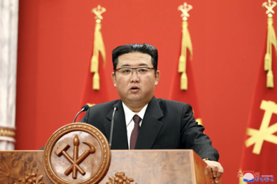 NKorea's Kim calls for improving people's lives amid 'grim' economy