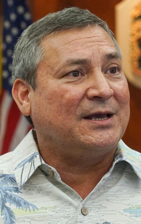 Governor vetoes budget bill, GovGuam shutdown looms