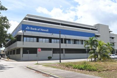 Bank of Hawaii sells Hagåtña building to Philippine, Canadian investment group