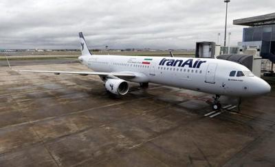 Iran aircraft deals hang by threat