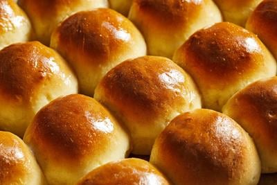 Warm, fluffy rolls offer bliss with cooking ease