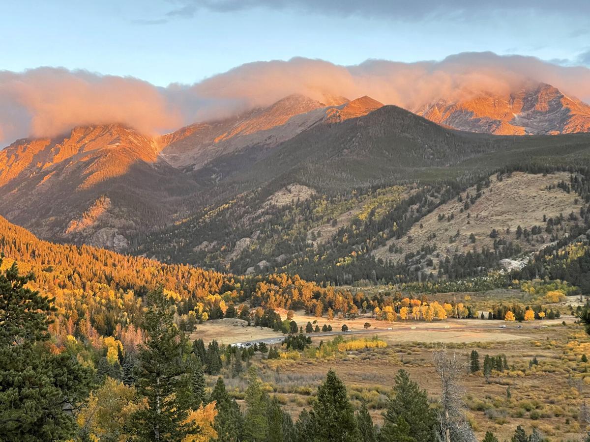 Leaf-peeping and spooky vibes make Estes Park, Colorado, a dynamic fall destination