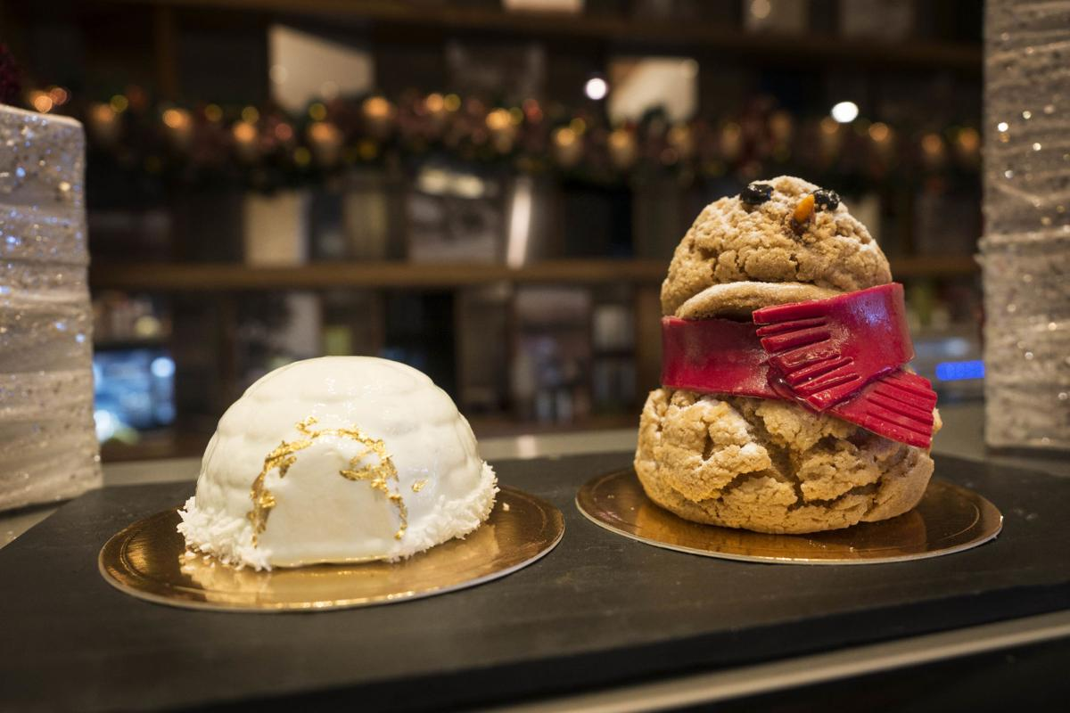 Holiday sweets at Dusit Gourmet