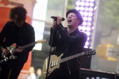 Fall Out Boy's Patrick Stumph scores big in latest venture