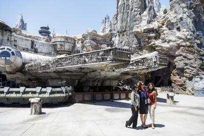 Disney execs 'eager' to program content  from U.S. territories, delegate says