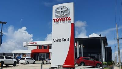 Mayors, owners of 4,133 Toyota vehicles  can get gas or cash to promote airbags fix