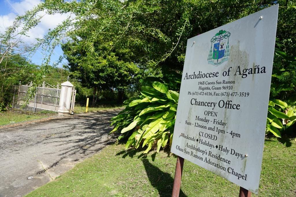 Historic Archbishop S Residence For Sale Guam News Postguam Com
