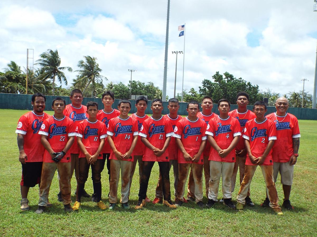 Guam Babe Ruth All-Stars set to battle