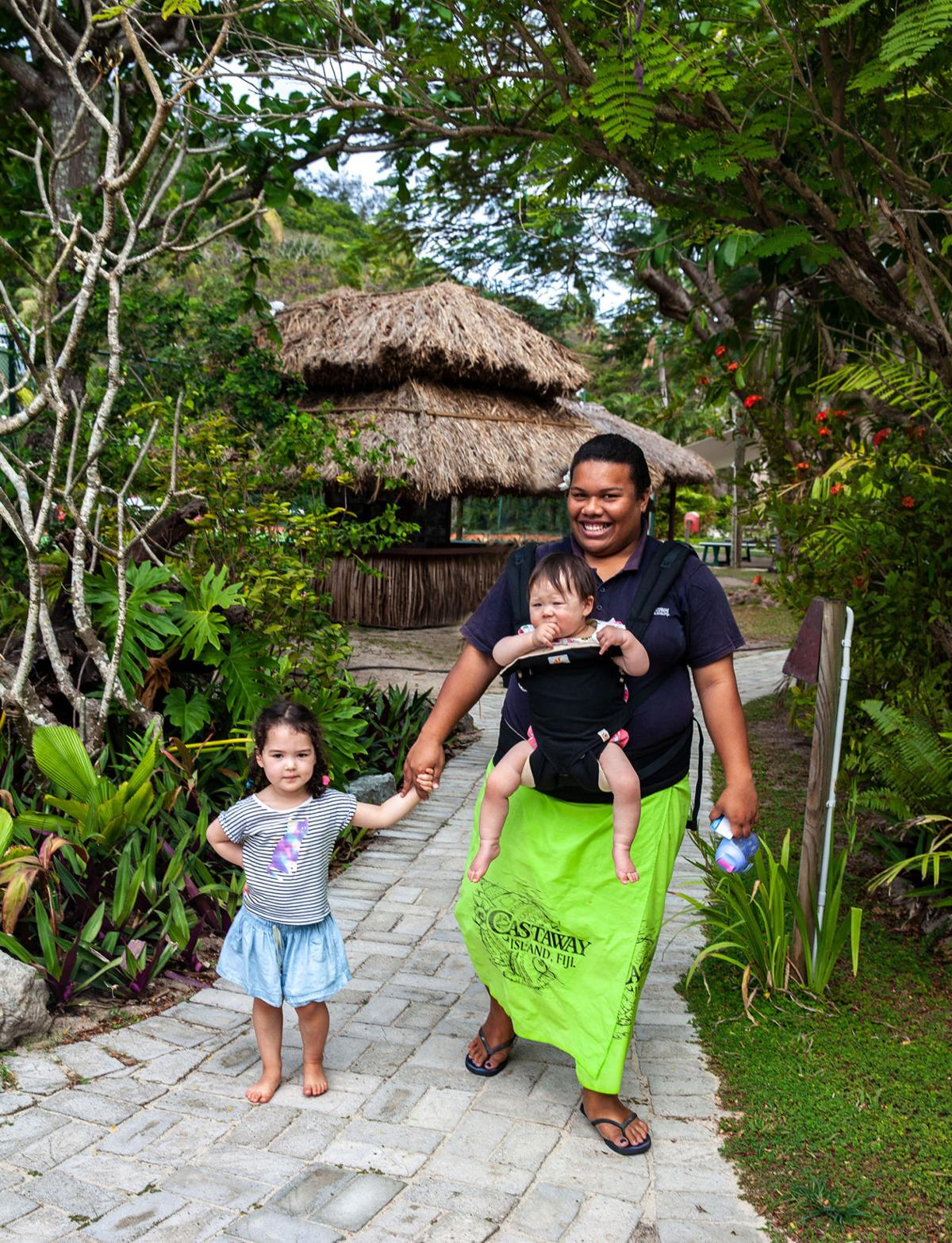 Finding Fiji – and each other