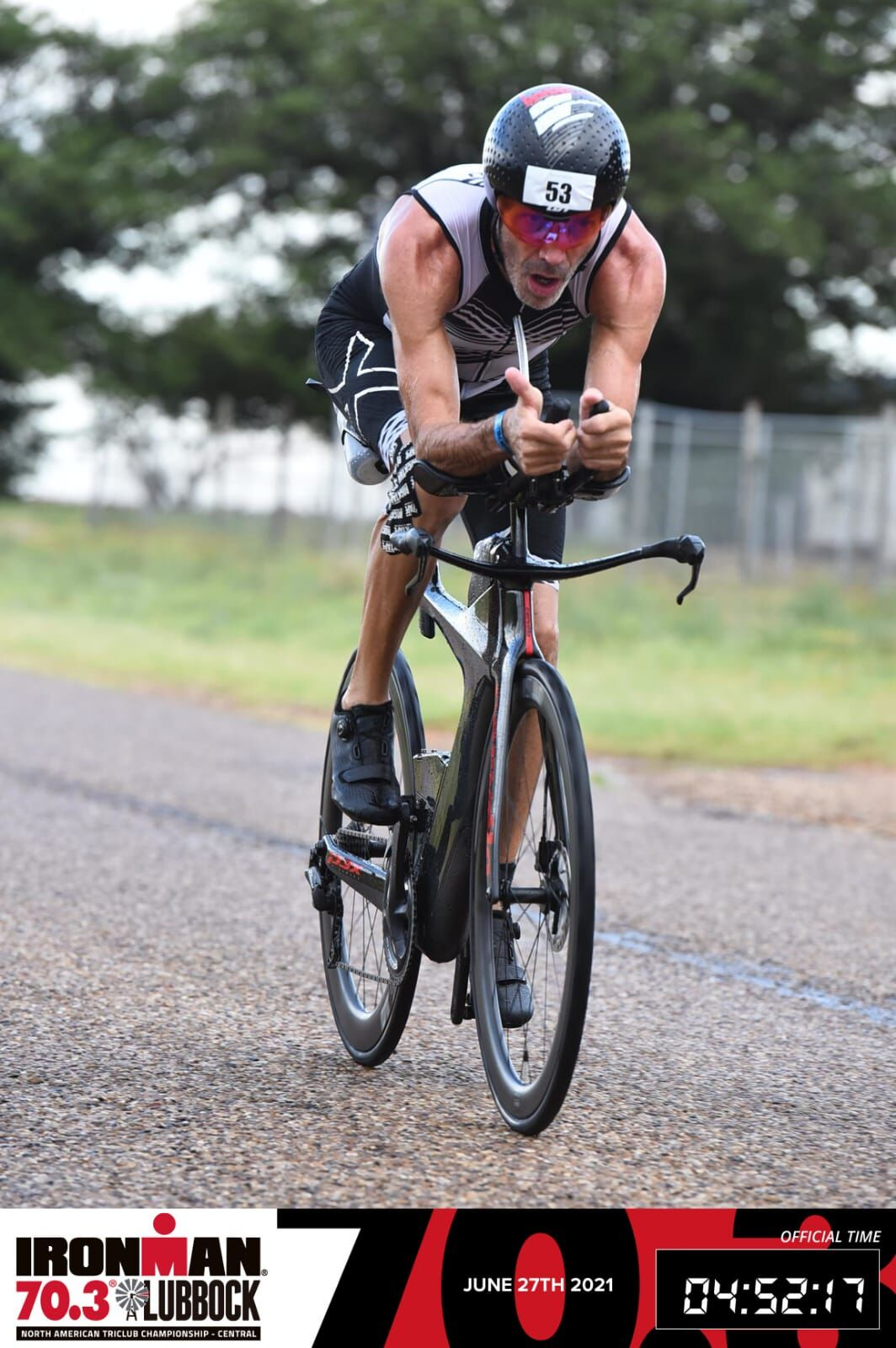 Weymouth qualifies for Ironman 70.3 World Championship