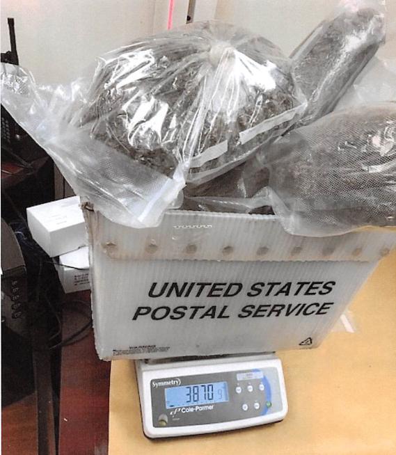 Documents detail seized drug packages | Guam News | postguam com