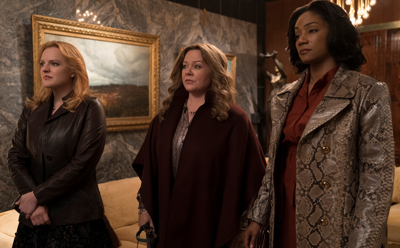 Mob wives turn mobsters in 'The Kitchen,' a pale shadow of last year's similarly themed 'Widows'