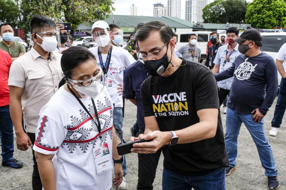 Manila mayor declares bid for Philippines presidency