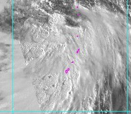 Wet and Windy Conditions Persist Across the Marianas
