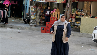 Mother-of-five steers new course as Gaza's first woman taxi driver