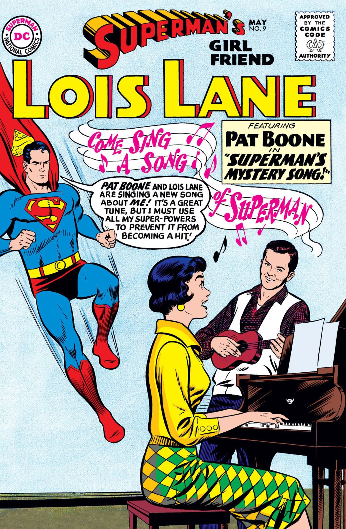 Lois Lane transforms to an 'enemy of the people'
