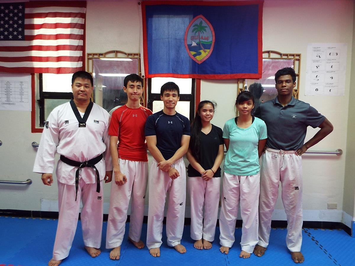 Taekwondo team aims higher