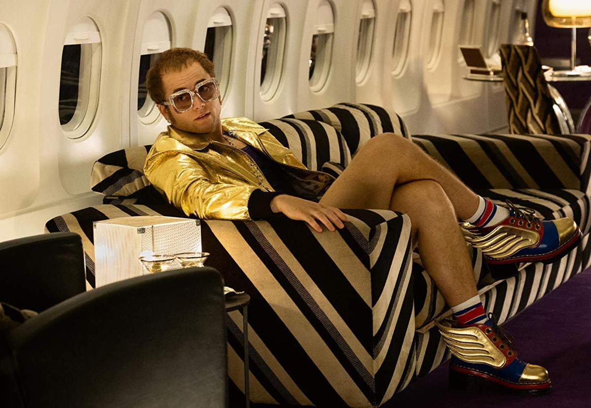 'Rocketman' sheds light on singer Elton John