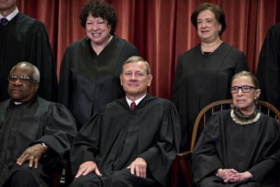 Chief Justice Roberts laments having to do Congress' job