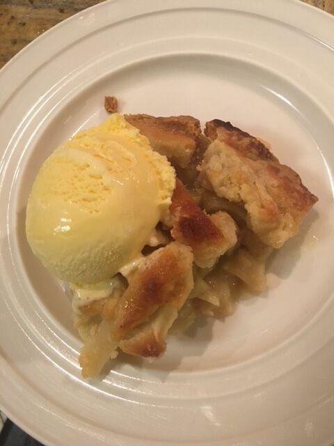 'As American as apple pie'
