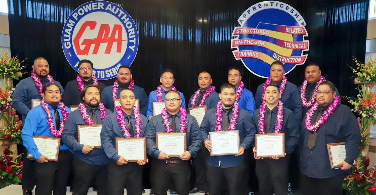GPA apprenticeship program graduates 15