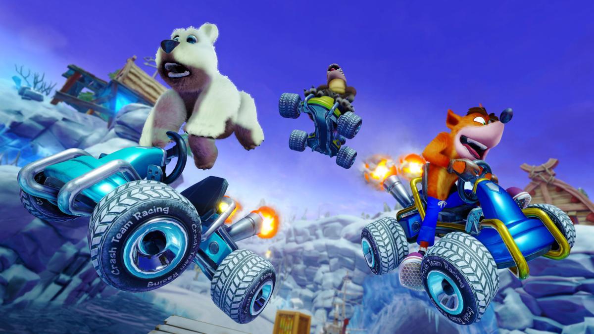 Top video games offer updated fun