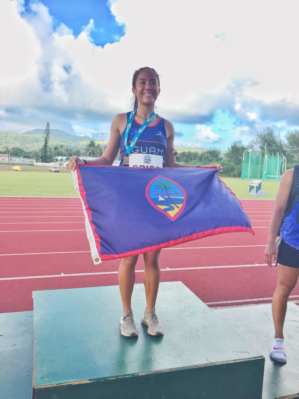 Team Guam makes mark at regionals
