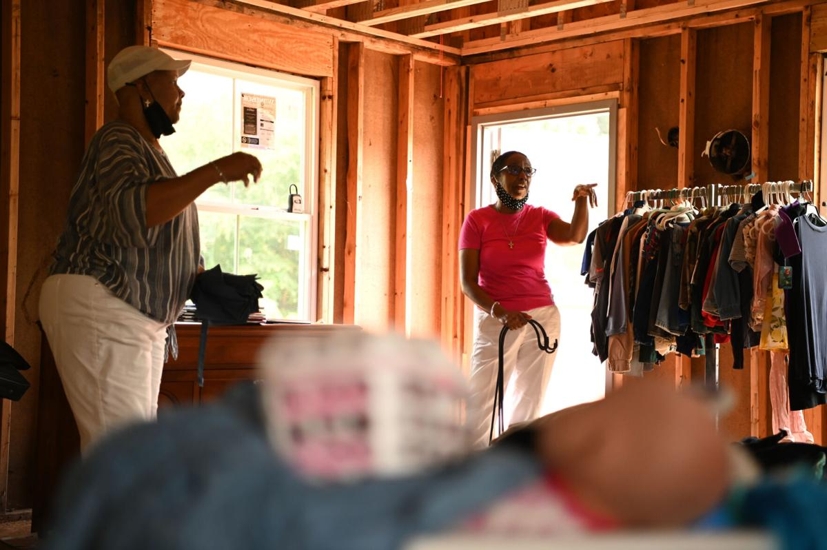 In Virginia, a historic Black neighborhood grapples with whether to grow