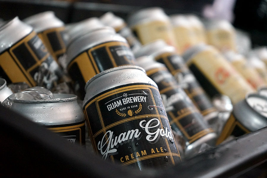 Guam Brewery up and running
