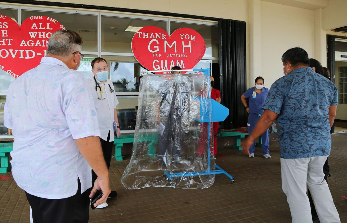 GFA donates $19K in equipment to GMH
