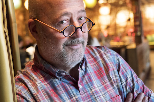 Andrew Zimmern takes a serious turn with new show