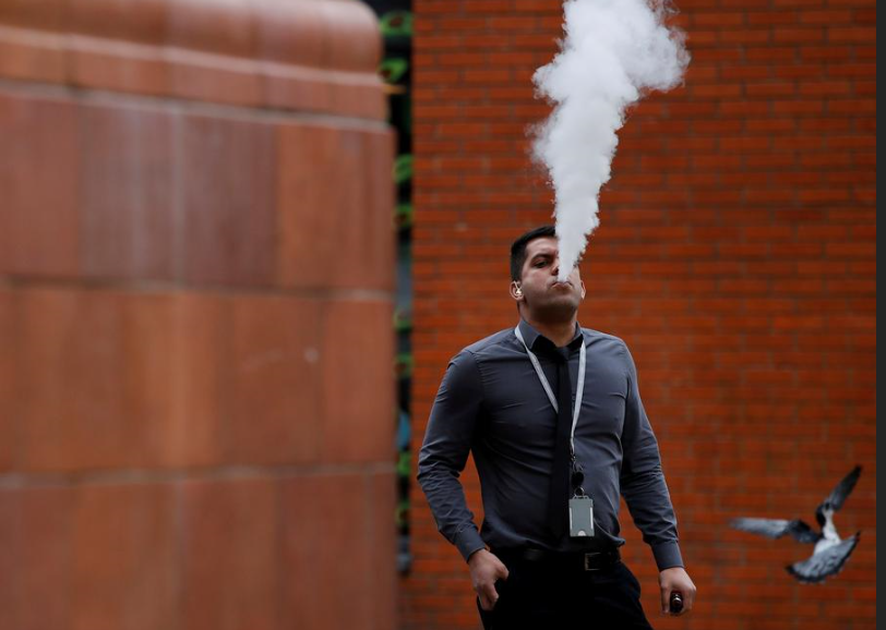 Tests show contaminants found in vaping products